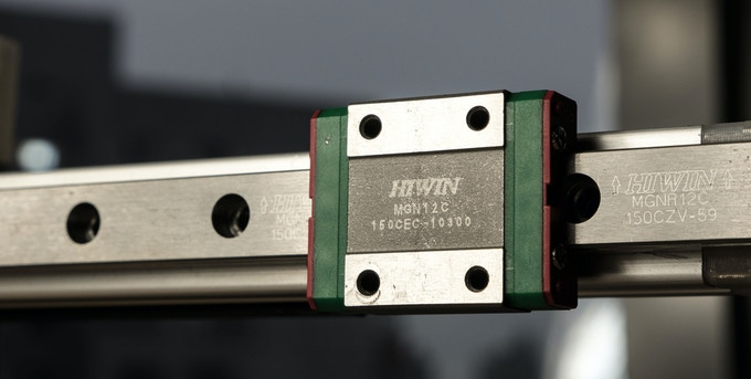 We used HIWIN for our prototypes.