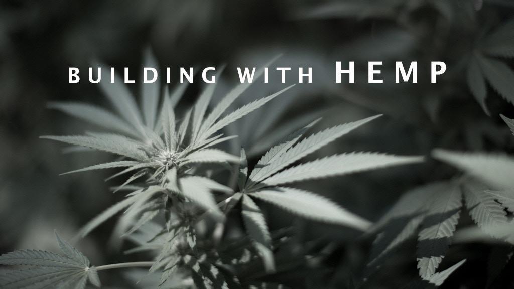 Building with Hemp // Construire en chanvre project video thumbnail
