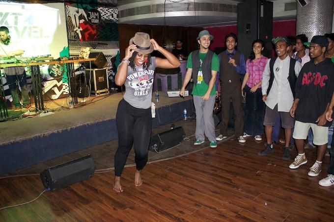 Jukeboxx Movement Project Director Ansley Jones