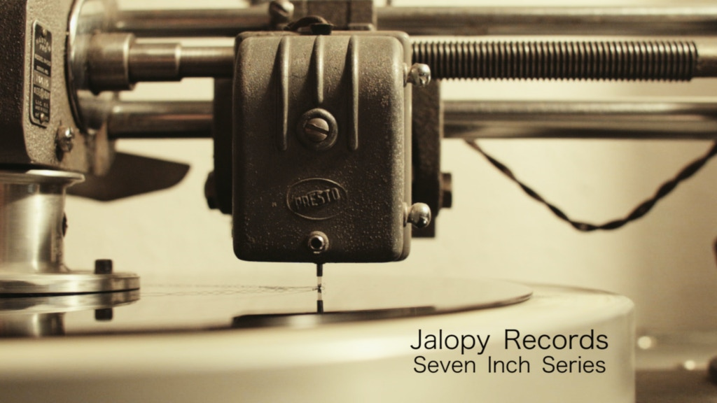 Jalopy Records Seven Inch Subscription Series project video thumbnail