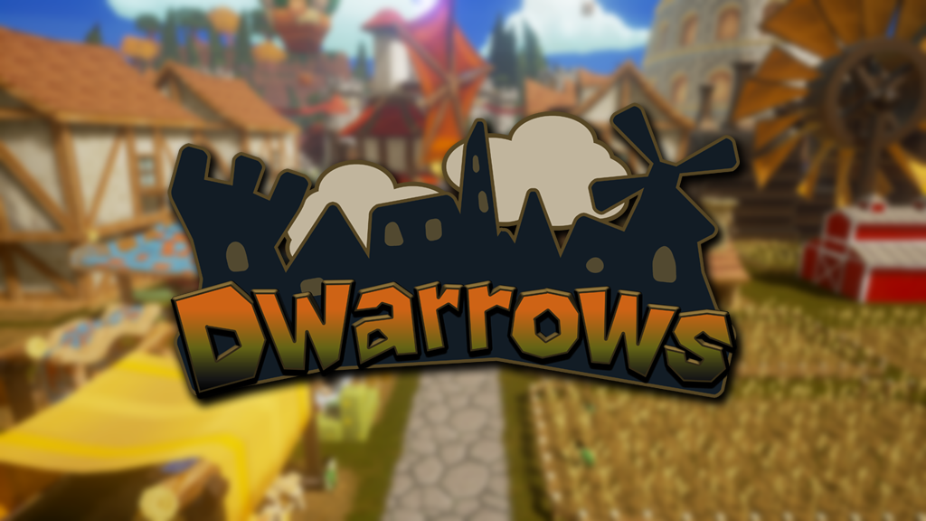 Dwarrows - An Adventure & Town-Builder Game project video thumbnail