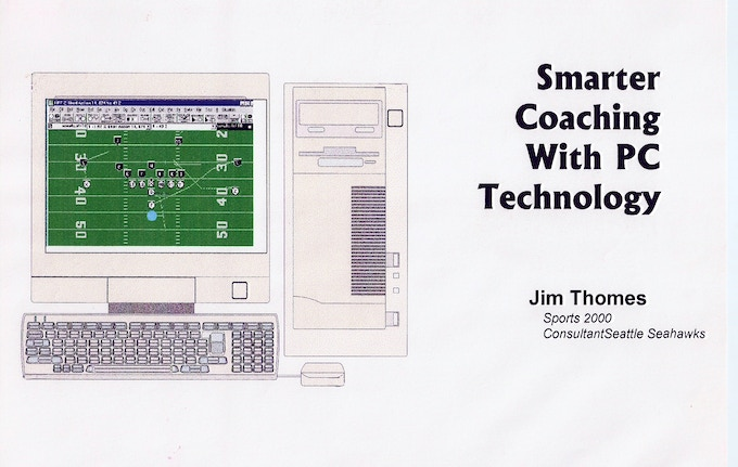 GridIron 2000 or GI 2000 Expert NFL Game Planning System