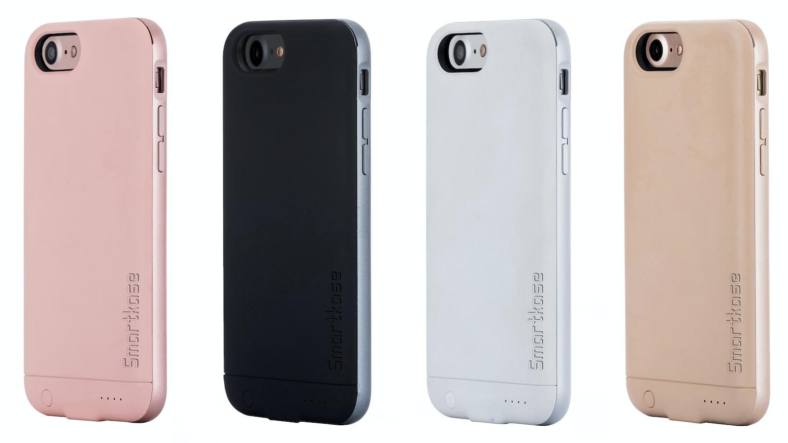 Smartkase For Iphone 7 Dual Sim Memory Card Battery Case By Grosir Reader Multi 4 Slot Multy Bukan Yg Mini