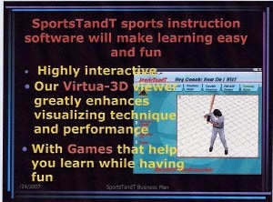 SportsTandT 'Hey Coach' Hitting Module