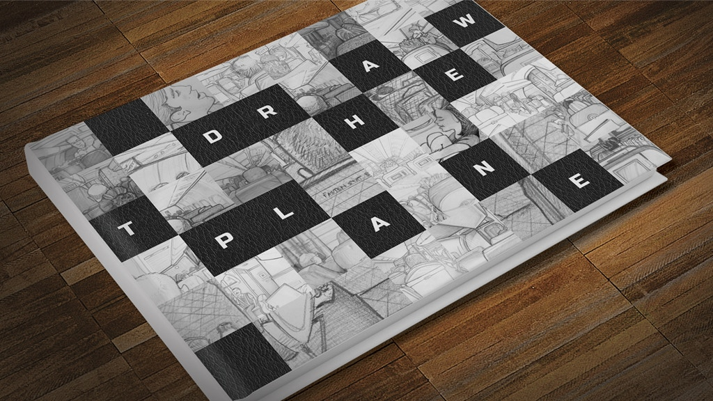 Draw The Plane - Premier Hardbound Coffee Table Book project video thumbnail