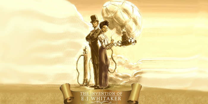 A steampunk comic adventure that follows one heroine's epic journey to become a distinguished inventor at the turn of the 20th century.