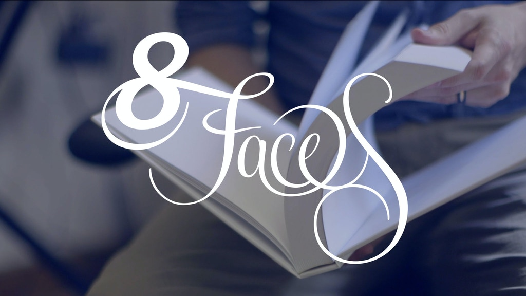 8 Faces: Collected project video thumbnail
