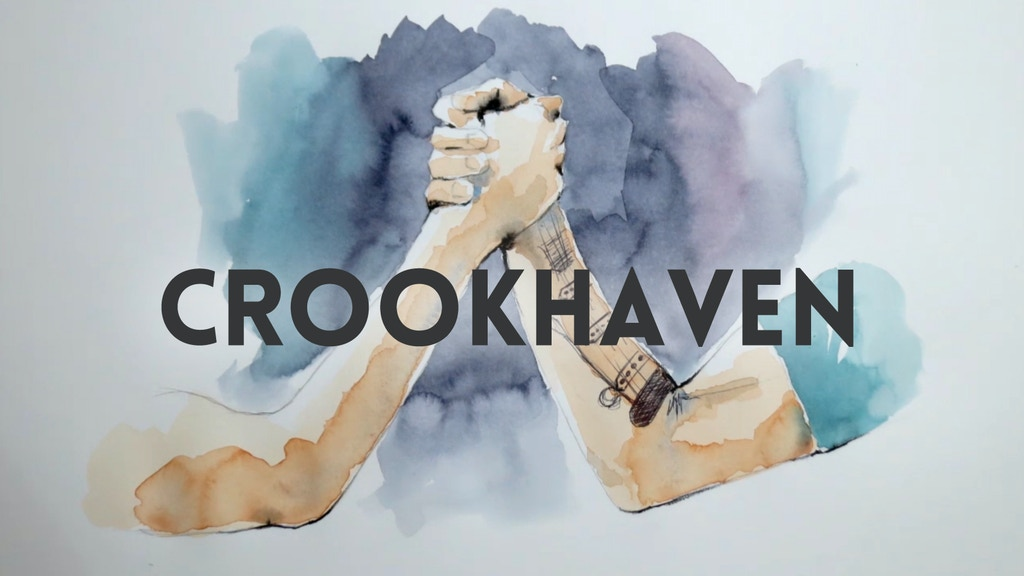 Help fund CROOKHAVEN's debut album project video thumbnail