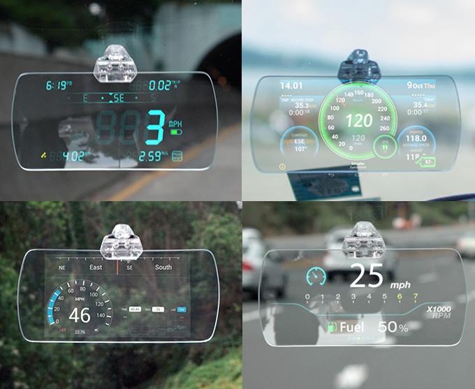 Speedometer Apps Look Great!