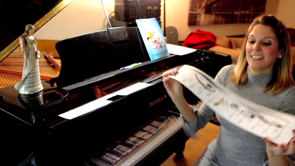 Note Match! A Tool to Read (Piano) Music In ONE Lesson! project video thumbnail