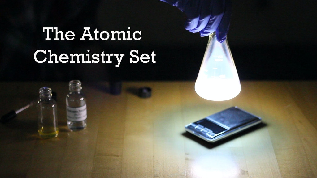 The Atomic Chemistry Set project video thumbnail