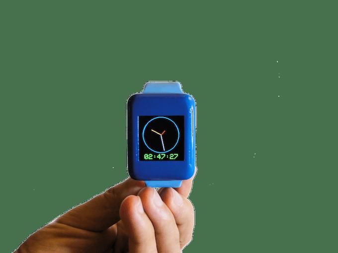 Analog Clock Sample