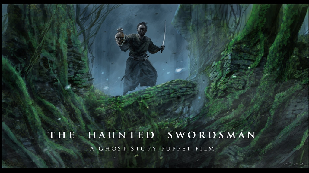 The Haunted Swordsman - A Ghost Story Puppet Film project video thumbnail