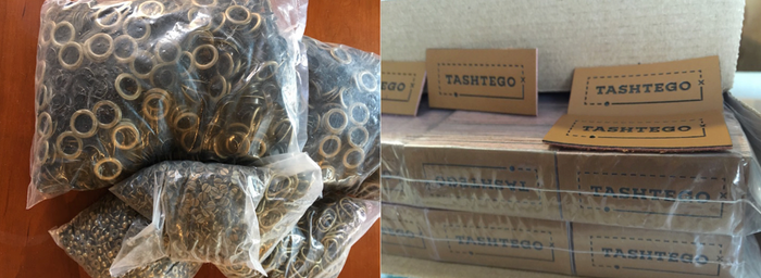 Project Updates for Tashtego  The Roll-up Travel Kit to Tame Your ... b3ec6d9254eb6