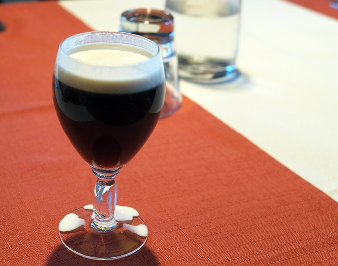 Irish Coffee, Photo by JIP