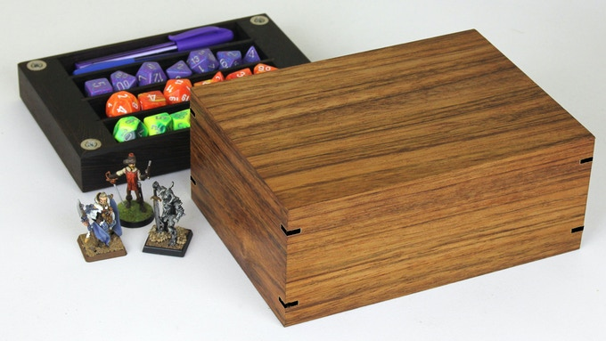 Brazilian Cherry with Wenge tray