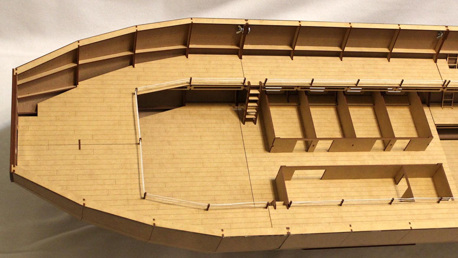 Massive Zeppelin Model for 28mm VSF/Pulp Gaming by Rusti