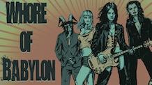 WHORE OF BABYLON   A Horror/Grindhouse Graphic Novel