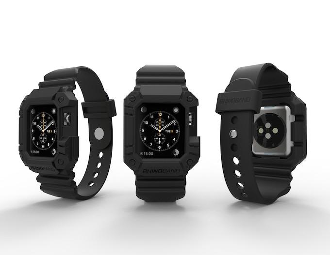 new concept 7dd3c b0c84 Rhino Band for Apple Watch by DEHC — Kickstarter