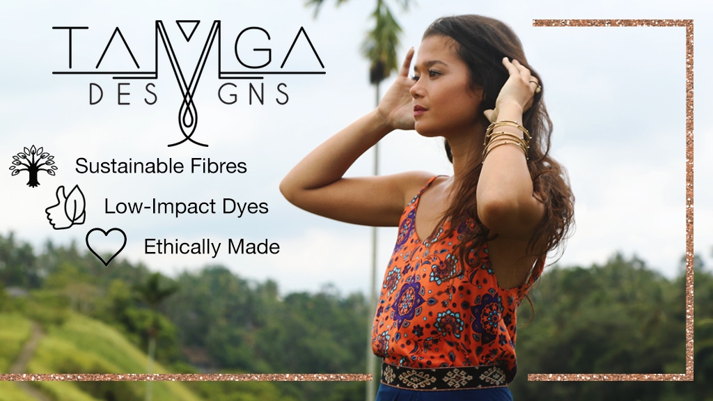TAMGA Designs: A New Era in Sustainable Fashion project video thumbnail