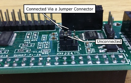 Jumper Connection