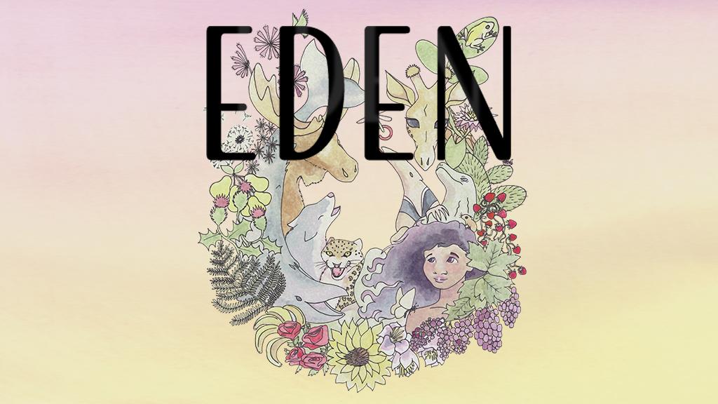 Eden project video thumbnail