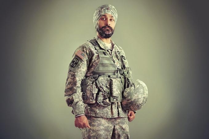Major Khalsi - U.S Military
