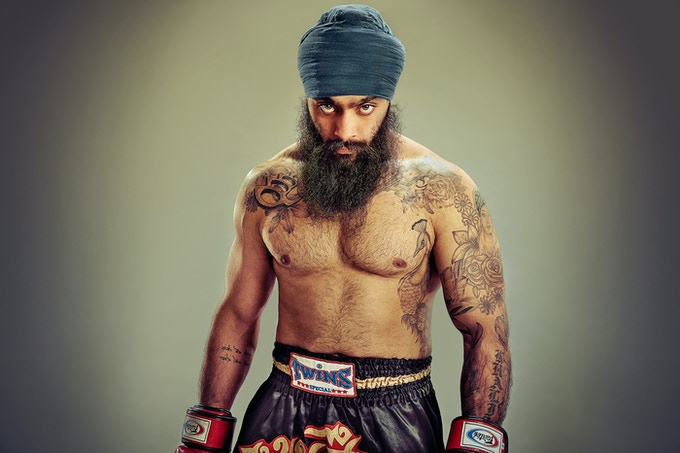 Kanwar Singh - Charity worker / Boxer