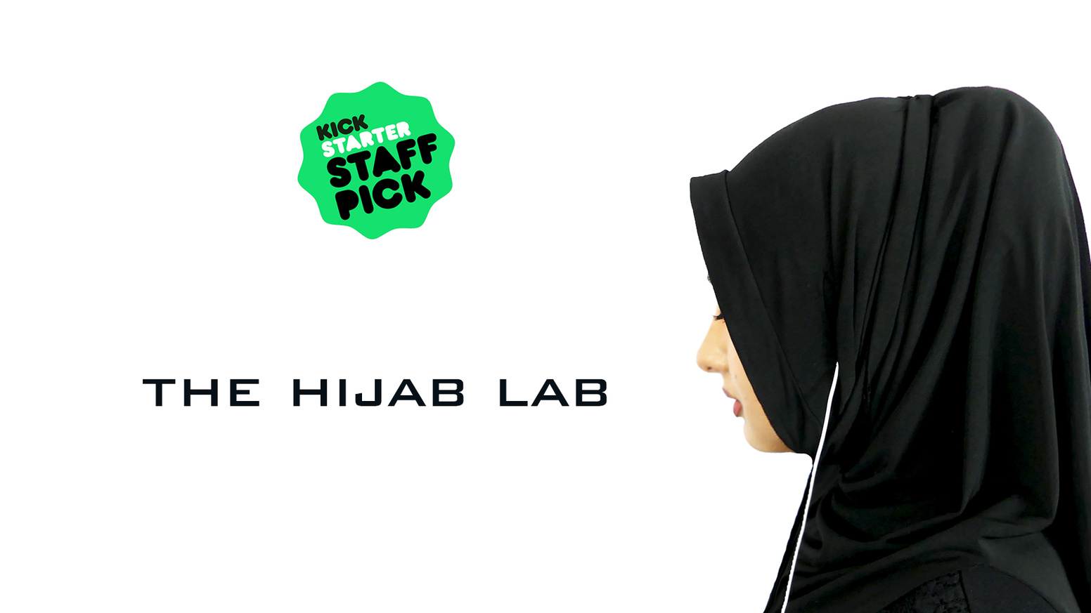 A pin-free adjustable Hijab that can be styled twenty different ways. With ear ports for glasses, earphones, and even stethescopes!