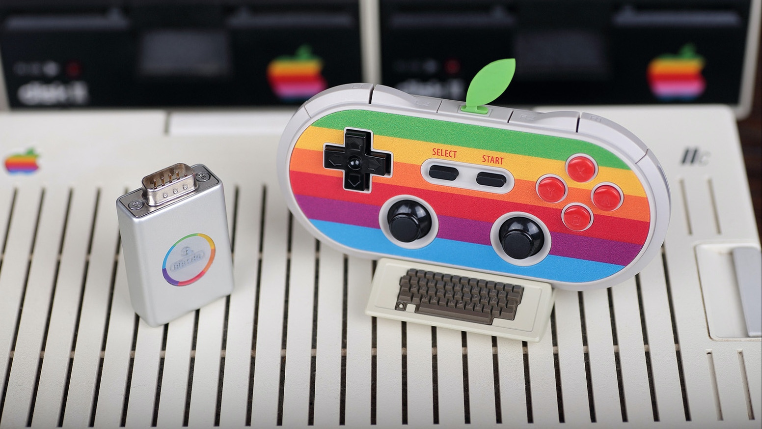 AP40: a Bluetooth Controller for iOS/Android, Mac/PC & More by
