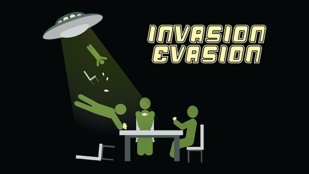 Invasion Evasion project video thumbnail