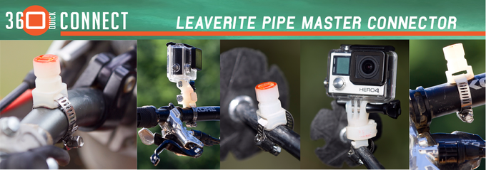 Place the Pipe Master and Leave'r right there.