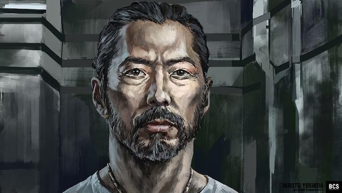 Hiroto Yoshida: JAXA, mission commander.