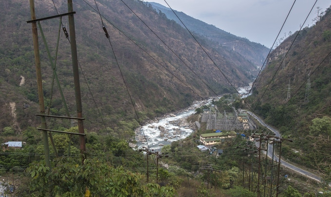 Clean energy generated by hydropower is Bhutan's biggest export. Bhutan is a global role model on environmental conservation as the country absorbs three times more carbon dioxide than it emits, and pledged to remain carbon neutral in perpetuity.
