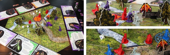 Photos of the Incantris advanced prototype.