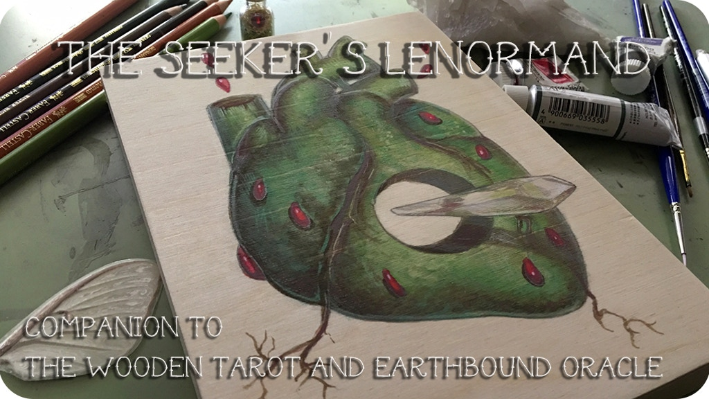 The Seeker's Lenormand Deck project video thumbnail
