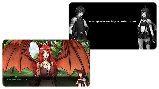 Eng adult dating visual novel