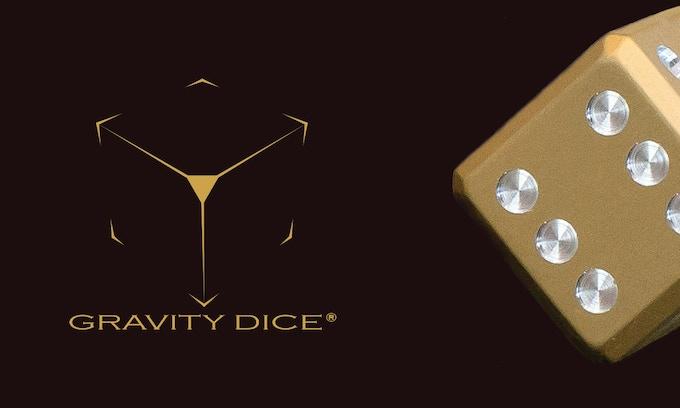 Gravity Dice Gamer Mat GD00 Clean