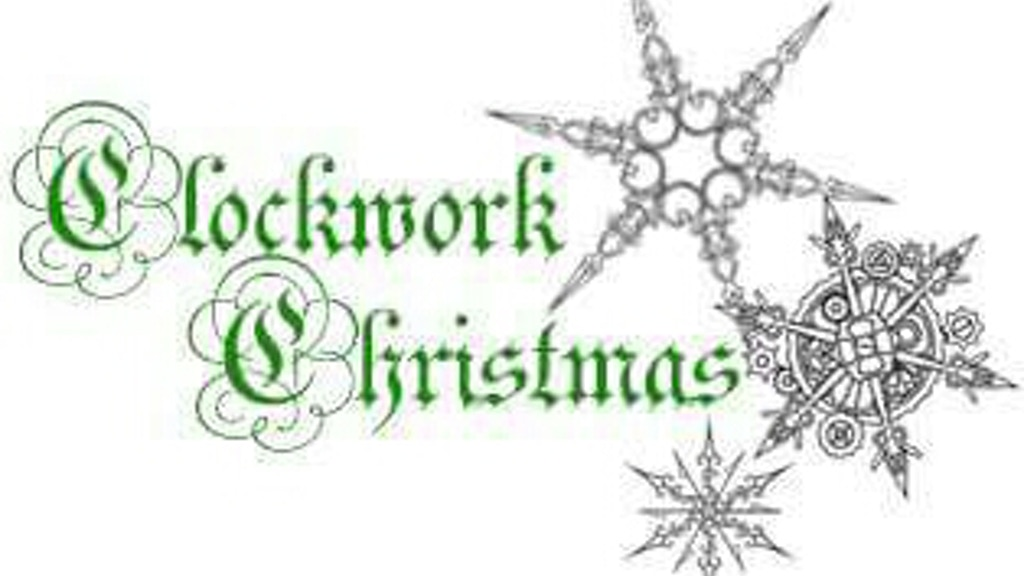 Project image for A Clockwork Christmas