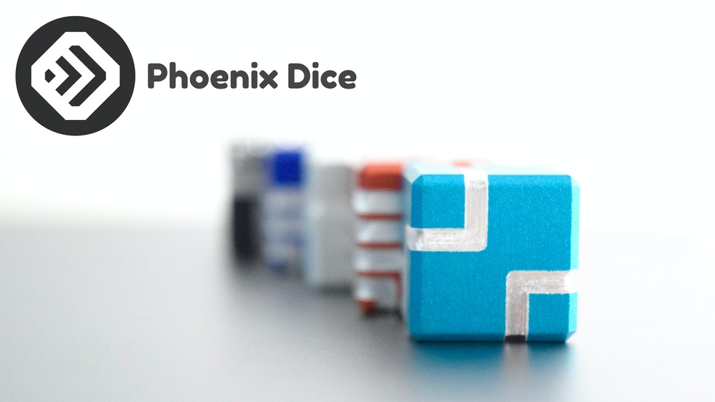 PHOENIX DICE: A New Approach to an Outdated Gaming Tool project video thumbnail