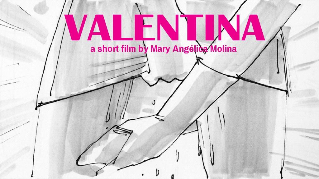 Valentina, a short film about a talking vagina project video thumbnail