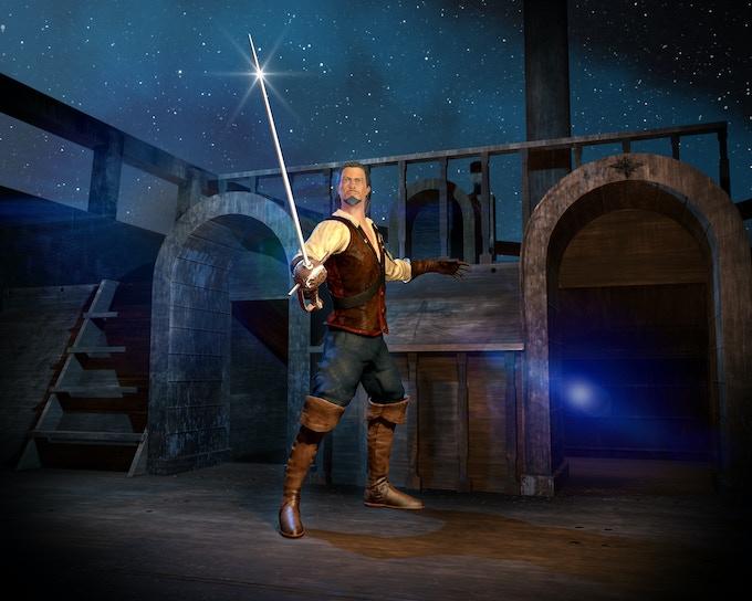 Anzolo Zorzi, Captain of Fortune's Star