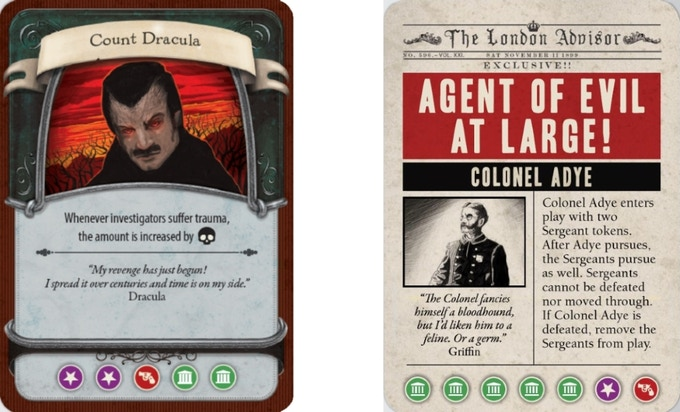 Masterminds deploy agents as players achieve certain goals, so the game increases in difficulty as you play.