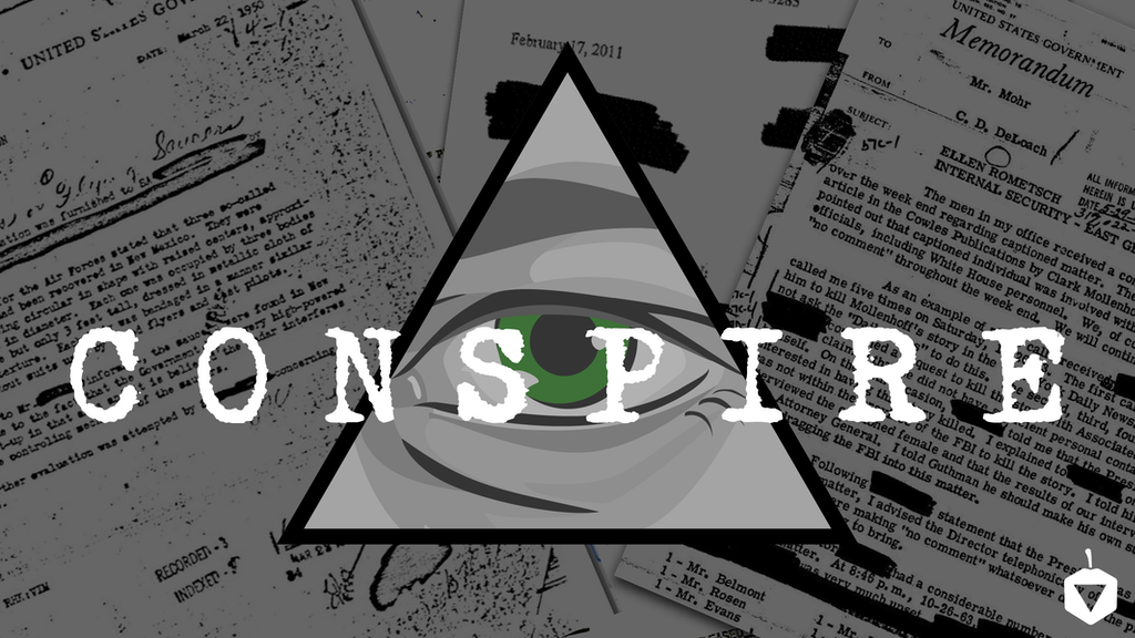 Conspire - A Hidden-Role Storytelling Game project video thumbnail