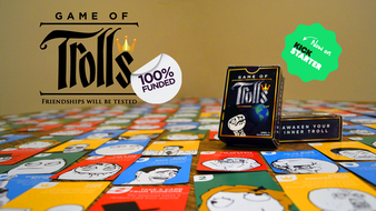Game of Trolls - A Card Game for Jerks & Their Jerk Friends