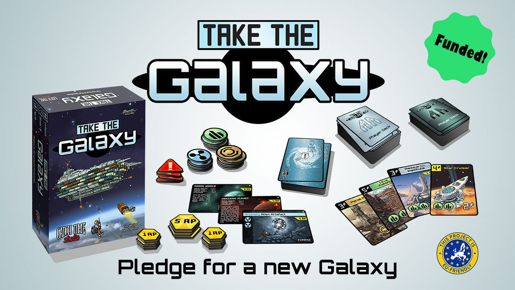 Take The Galaxy project video thumbnail