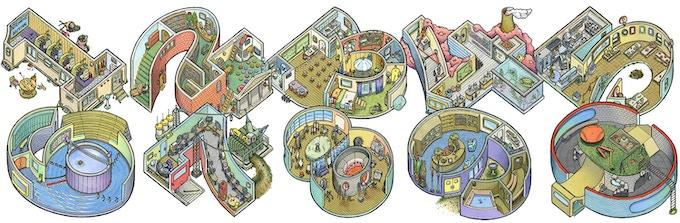 """10 original school room """"numeral"""" drawings as rewards (details below)"""