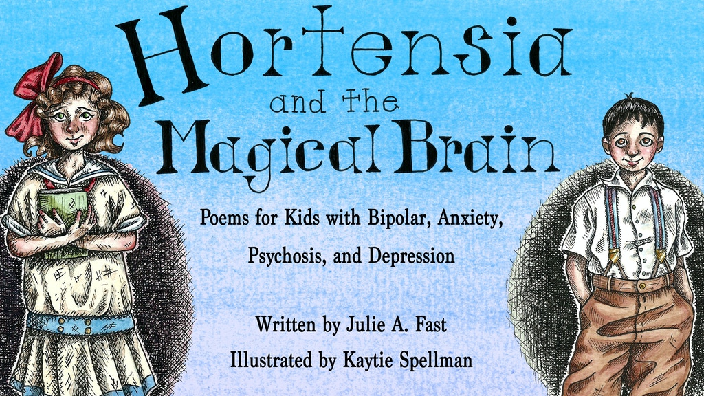 Hortensia and the Magical Brain project video thumbnail