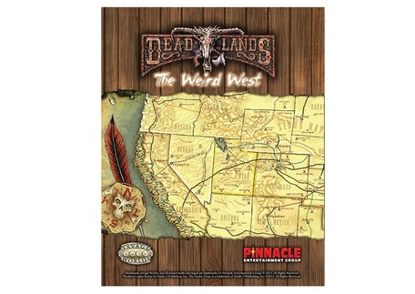 Deadlands California Map.Deadlands Good Intentions By Shane Hensley Kickstarter