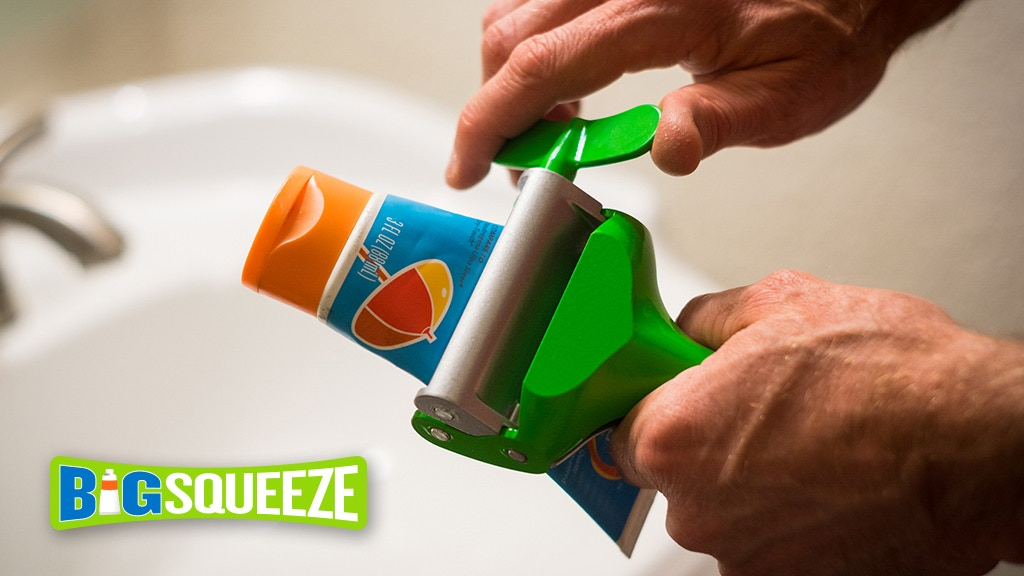 Big Squeeze: First Ergonomic Tube Squeezer project video thumbnail